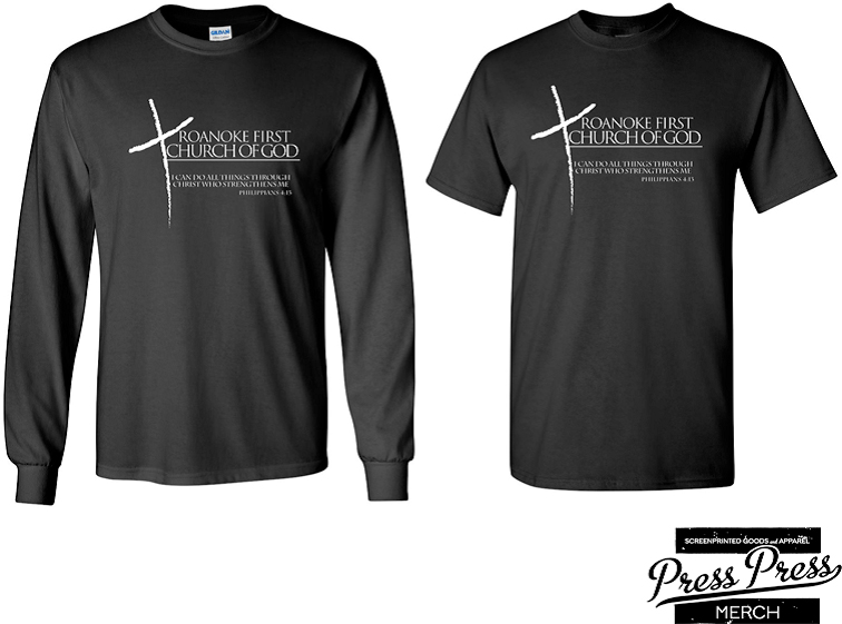 church t shirt design ideas